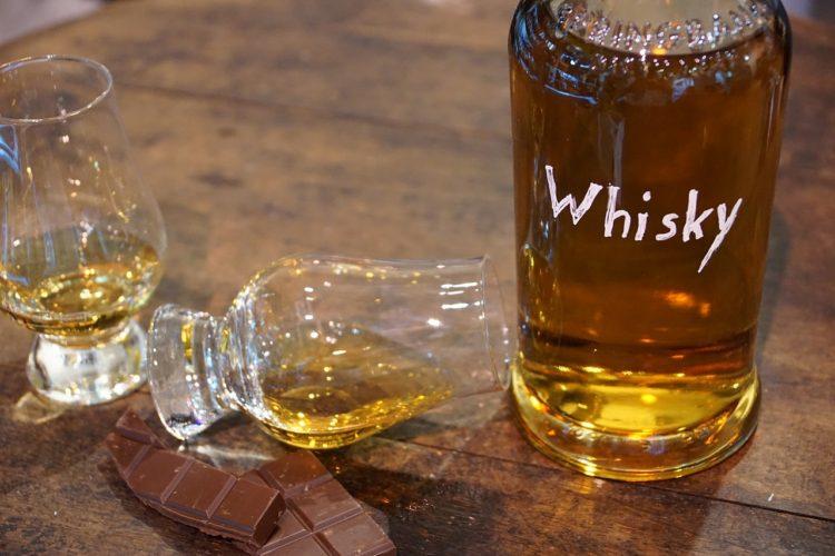 Glen Parker speyside single malt whisky
