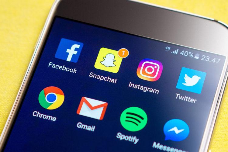 Ta bort facebook från mobilen